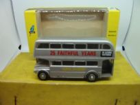 Budgie Toys Routemaster Bus